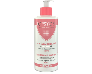 Topsygel - Lightening Body Lotion