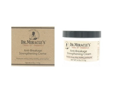 Dr Miracle's - Anti Breakage strenghtening creme