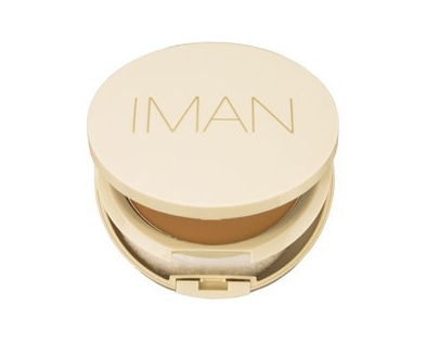 IMAN - Oil Blotting Pressed Powder