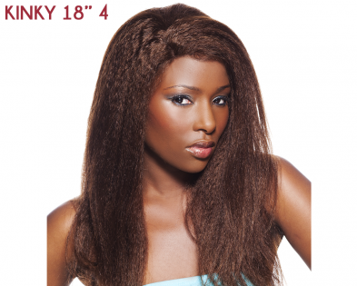 """Lace front Kinky Straight 12"""""""