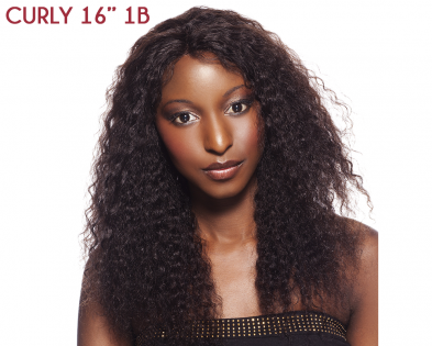 Lace Front Curly 16''