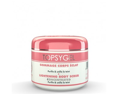 Topsygel - Lightening body scrub