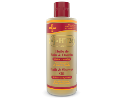 HT26 - Bath & Shower Oil