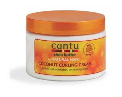 Coconut Curling Cream